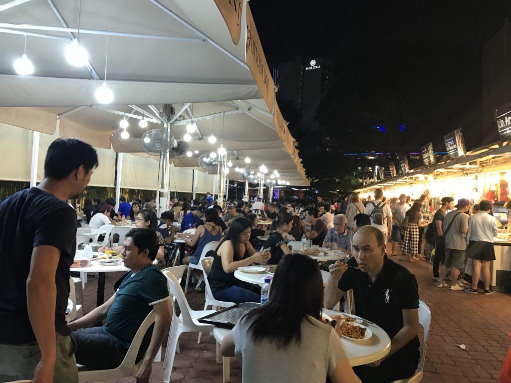 シンガポールのホーカーズ Makansutra(マカンストラ)