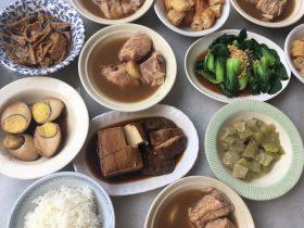 お手頃価格なシンガポールの副菜